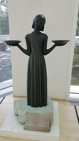Telfair Museums Jepson Center: Bied Girl