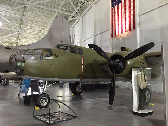 Ashland, NE: B-25