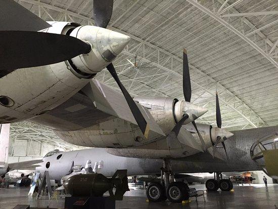 Ashland, NE: B-36