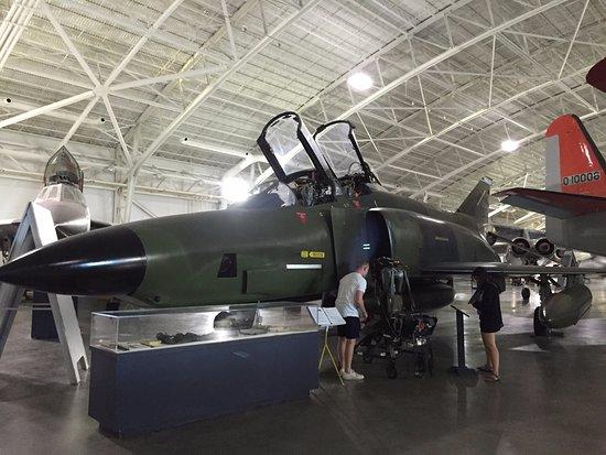 Ashland, NE: F-4