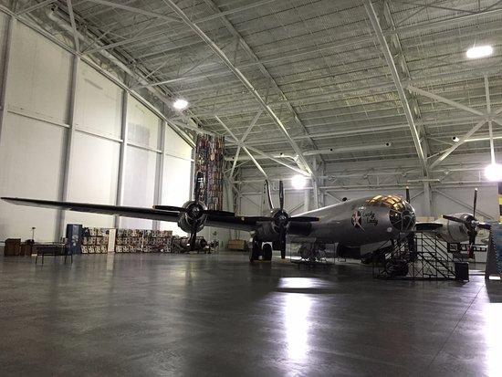 Ashland, NE: B-29