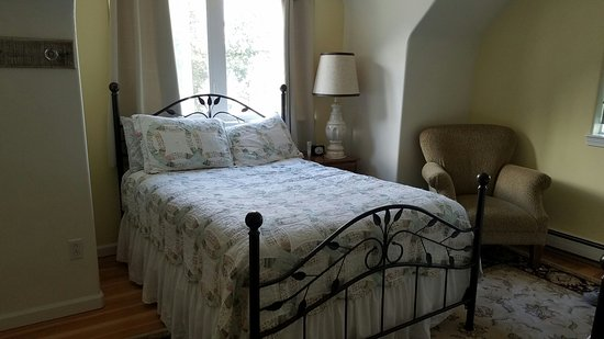 Adams Street Bed & Breakfast: Bedrooms