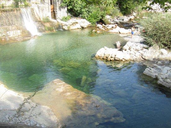Zona del fiume dove si pu fare il bagno senza pericolo - Varicella si puo fare il bagno ...