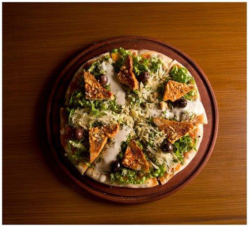 Lomas de Zamora, Arjantin: Pizza Caesar