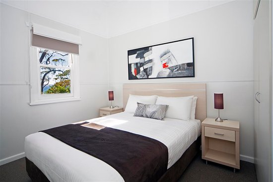Shoalhaven, Australia: Cottage Main Bedroom