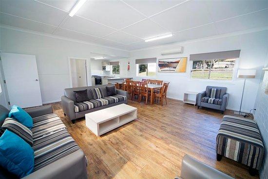 Shoalhaven, Australien: Cottage Cabin Interior