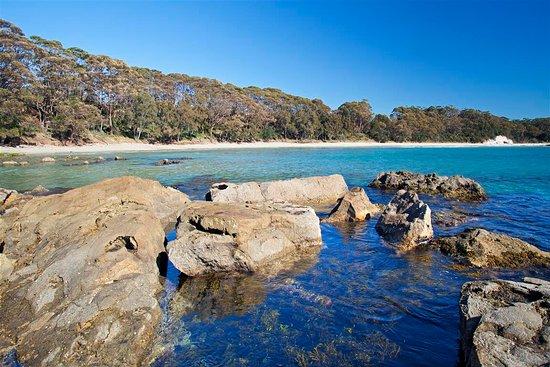 Shoalhaven, Australien: Washerwoman Beach