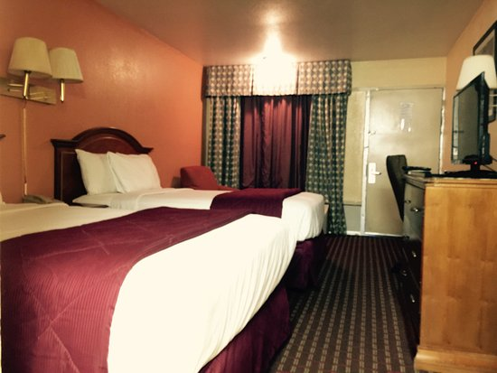 Blytheville, Αρκάνσας: 2 Double Beds