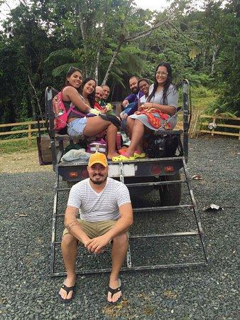 Ceiba, Puerto Rico: Group Experience