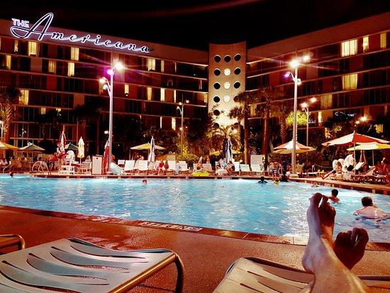 Universal S Cabana Bay Beach Resort Tower Poolside