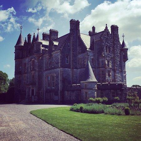 Blarney, Ιρλανδία: The mansion