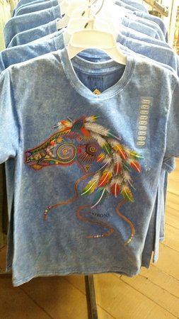 Apache Junction, AZ: T-shirt I got my mom