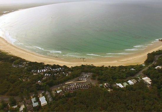 Lennox Head, Australien: Ocean