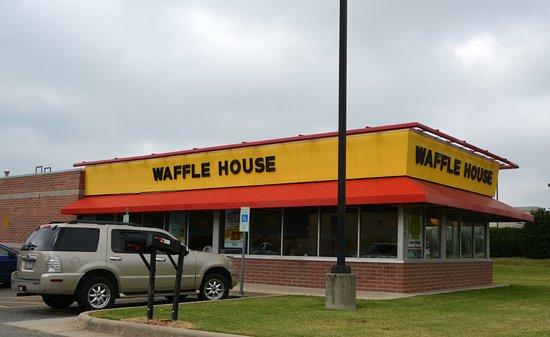 waffle house e