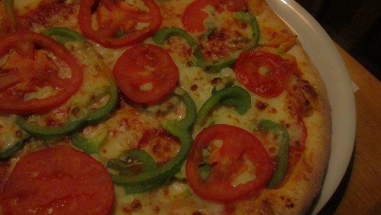 Pizzerija Trta: Primavera Pizza