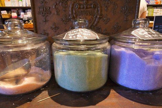 Rockingham, VT: Bath salts
