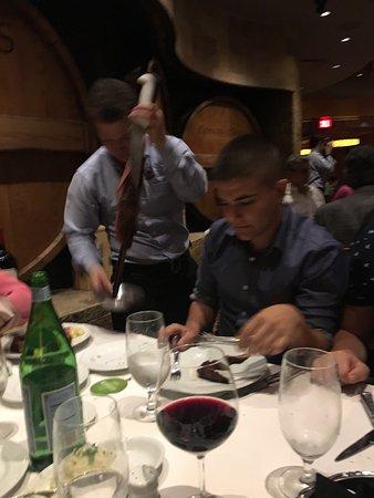 Fogo de Chao Brazilian Steakhouse