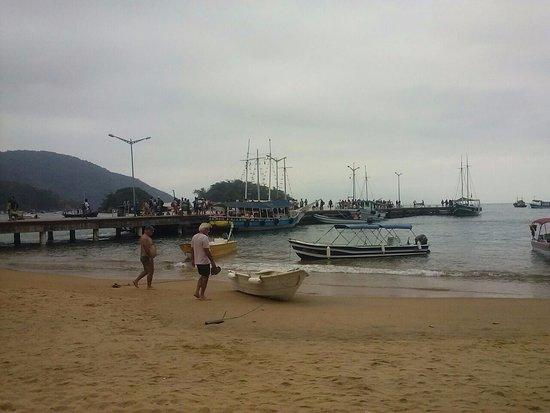 Pousada L'Auberge: Praia da Ilha Grande