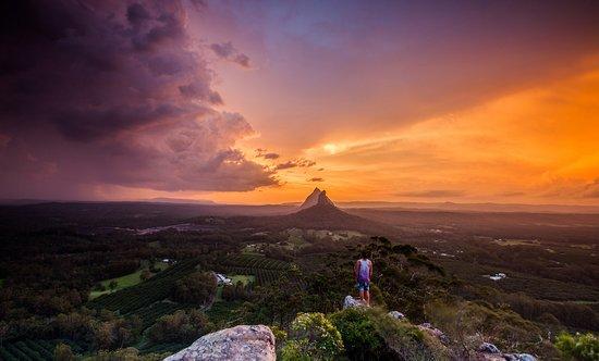 Sunshine Coast, Australia: Glass House Mountains