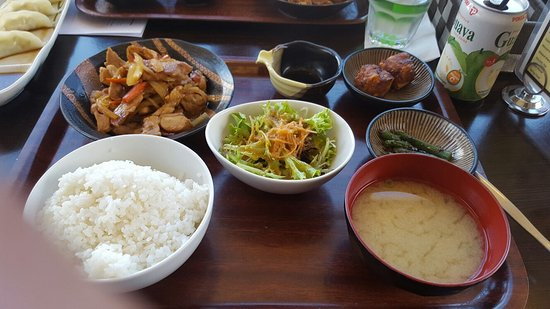 NOZOMI Japanese Restaurant : My favorite food love it can't complain excellent taste reasonable price plenty of carpark but c