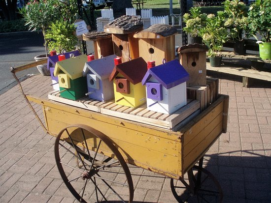 Colts Neck, Nueva Jersey: Bird houses