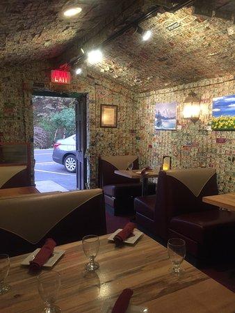 Dunraven Inn: Dunraven fabulous steak in July
