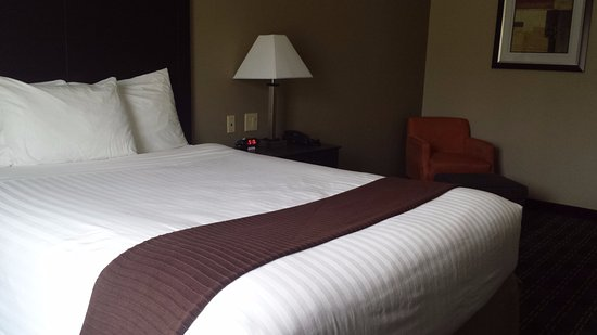 Days Inn & Suites Mineral Wells: Room 208 - Queen room