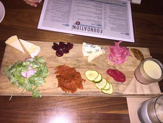 Roswell, GA: Charcuterie Plate