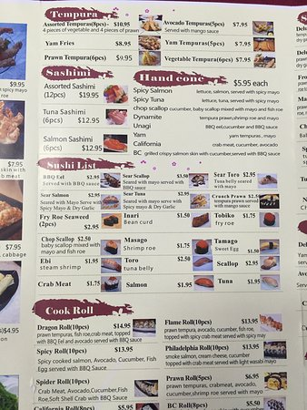 Aja sylvan lake restaurant reviews phone number for Aja asian cuisine menu