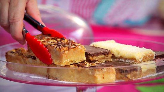 The Caloundra Street Fair: Pastries, tarts, sweets