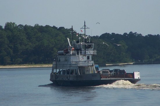 Havelock, NC: ferry