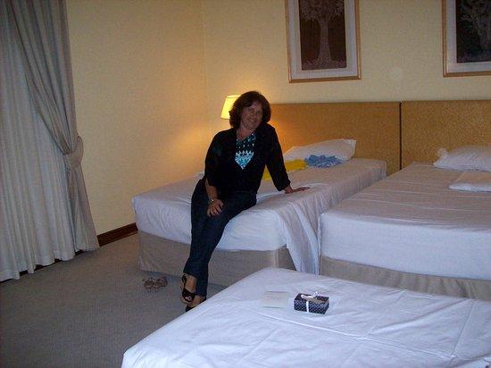 Grande Hotel Campos do Jordao: Apartamento amplo