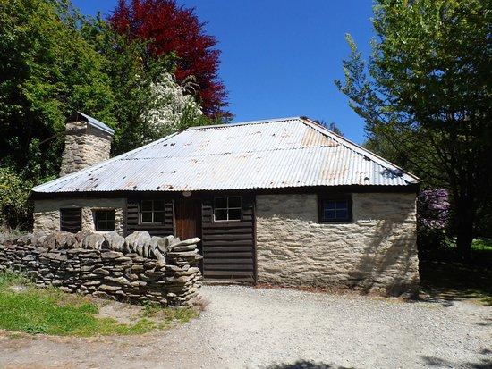 Arrowtown, Neuseeland: information building