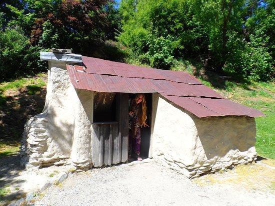 Arrowtown, Nuova Zelanda: Chinese hut
