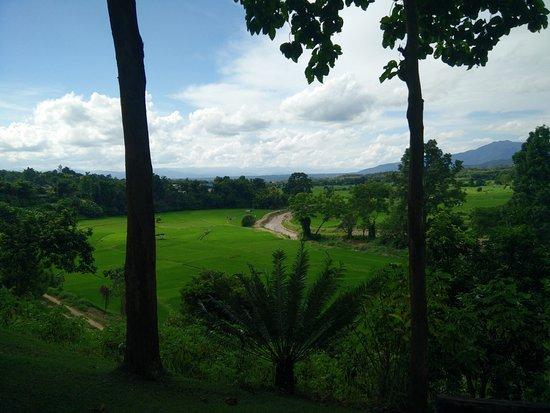 Pua Thailand  city photos : Pua, Thailand: View from the farm