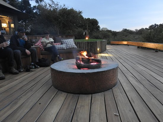 Sala's Camp: Great adventures relived around the fire
