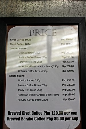 The Gathering Cafe: Product prices as of 08/28/2016. Prices may change without prior notice.