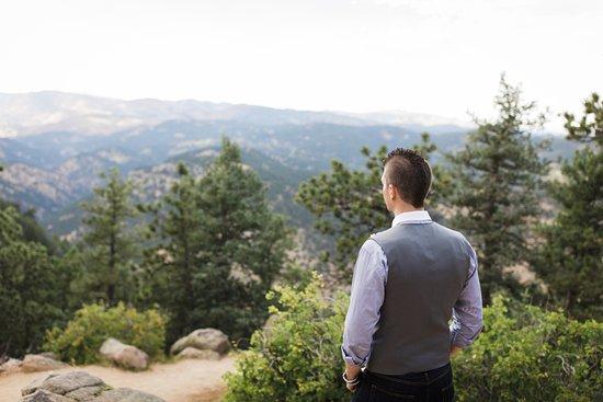Artist Point on Flagstaff Mountain