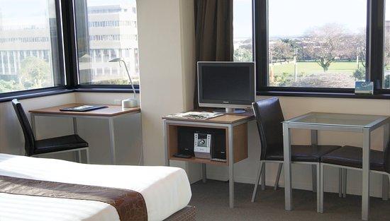 Palmerston North, Nueva Zelanda: Studio Apartment