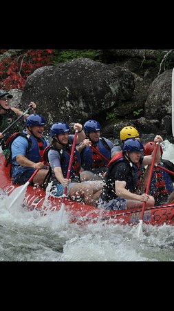 Gorham, NH: Rapid River Aug 14, 2016. Awesome!