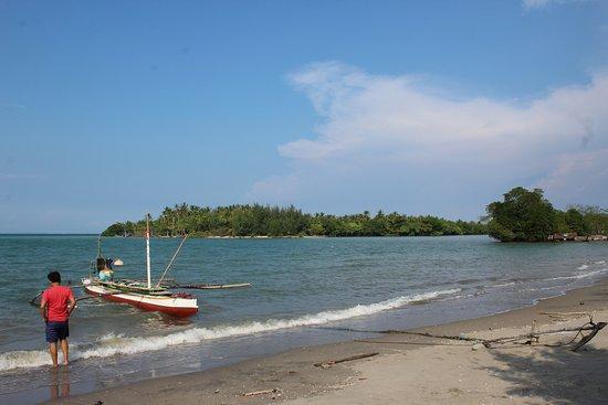 Lampung, Indonesië: Pulau Sabesi