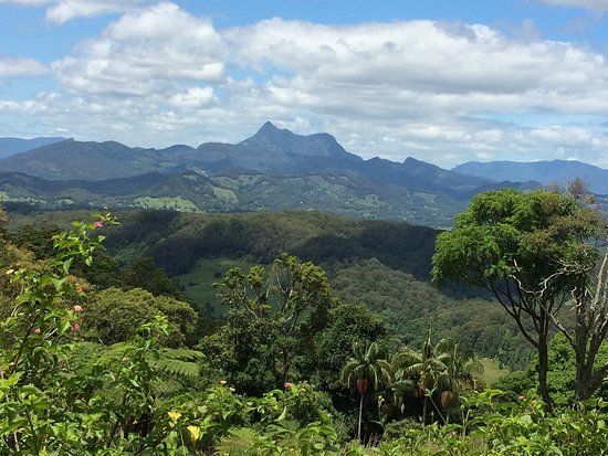 Murwillumbah, Australia: The Tweed Valley