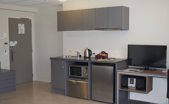 Palmerston North, Nueva Zelanda: Access Studio Apartment