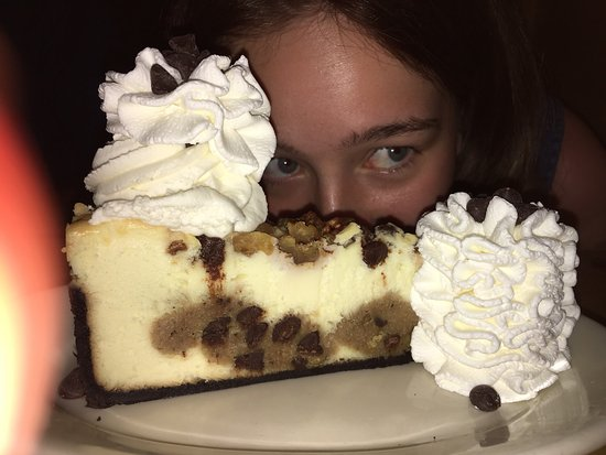 The Cheesecake Factory: If you love cheesecake... Then this is the place to go.