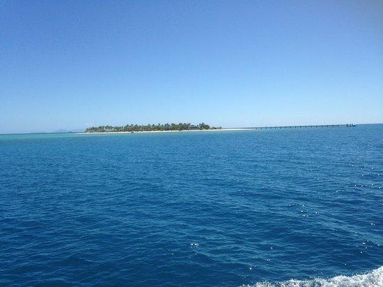 Denarau Island, فيجي: Tivua coming up