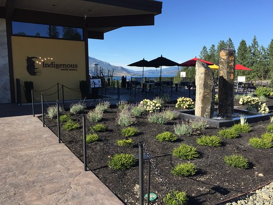 Penticton, Canadá: Indigenous World winery