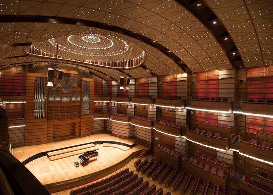 Dewan Filharmonik Petronas : View from Menora Suite