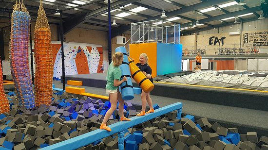 Go Bounce Extreme Trampoline Park