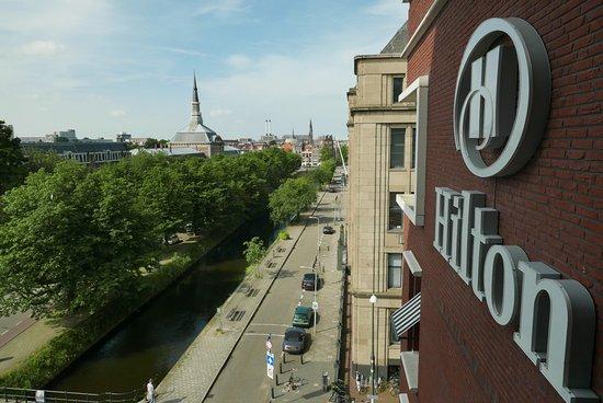 Bilde fra Hilton The Hague