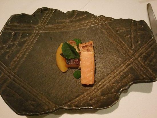 Providence: beef and sashimi